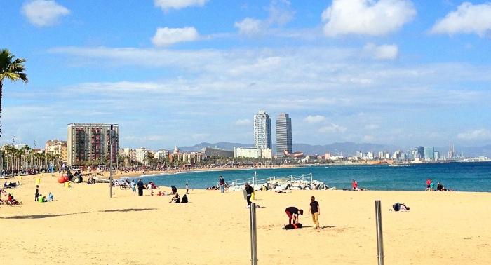 Barcelona_OlympicPort