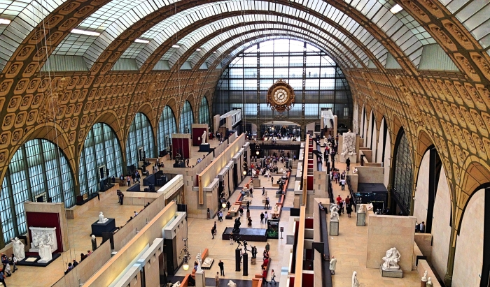 The Musée d'Orsay & A Theory of Aesthetics