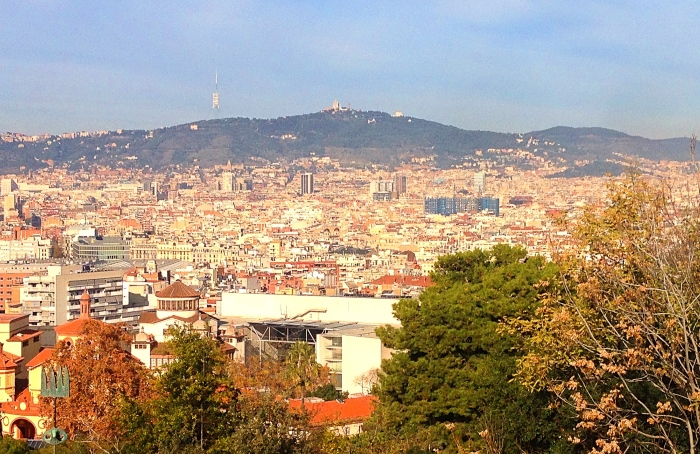 View_From_Montjuic