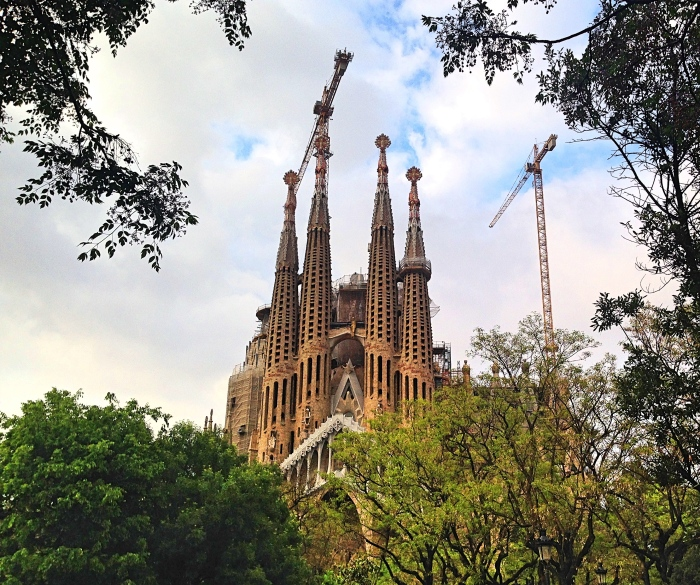 Homage to Catalunya: Architecture of Barcelona