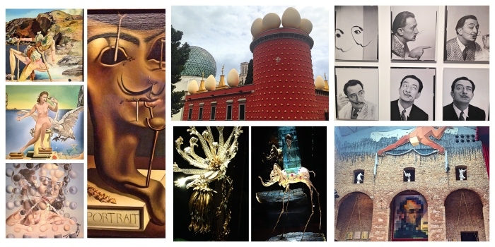 Homage to Catalunya: The Museum of Dalí