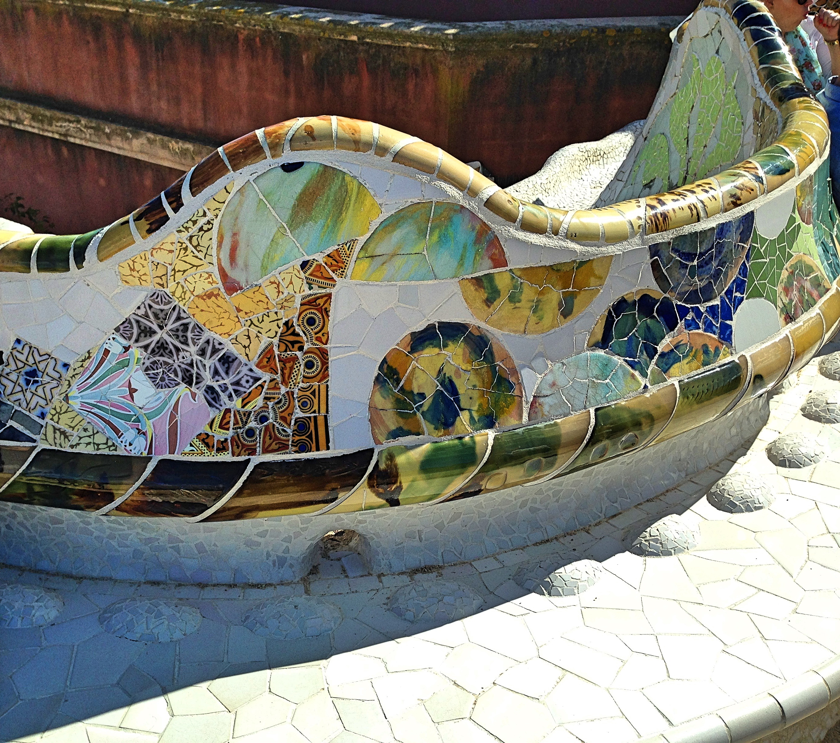 Parkguell_bench