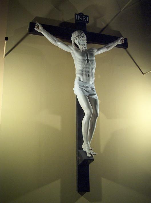 BasílicaElEscorialCrucifijo