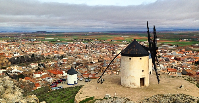 Difficult Day Trips:Consuegra