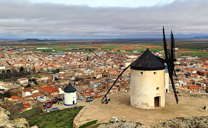 Difficult Day Trips: Consuegra