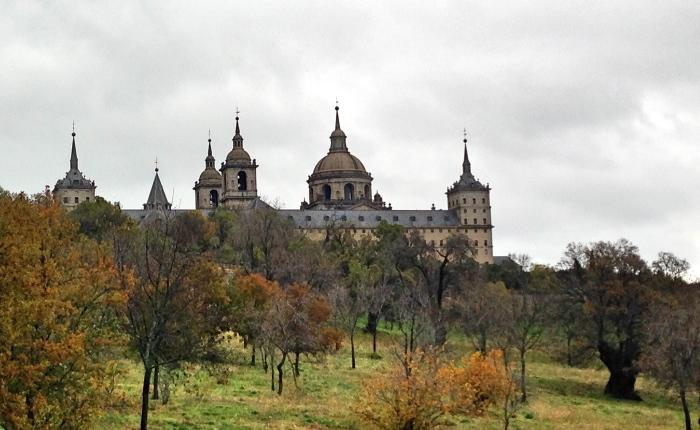 The Monastery of ElEscorial