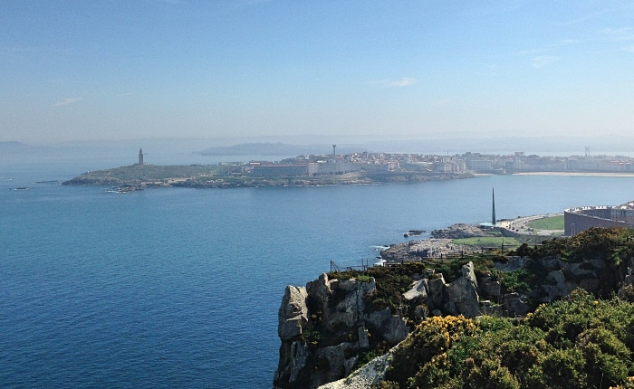 The Galician Coast: A Coruña