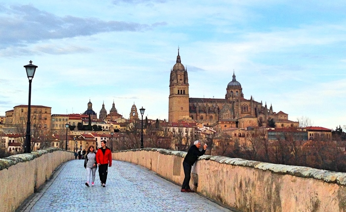 The Sights of Salamanca