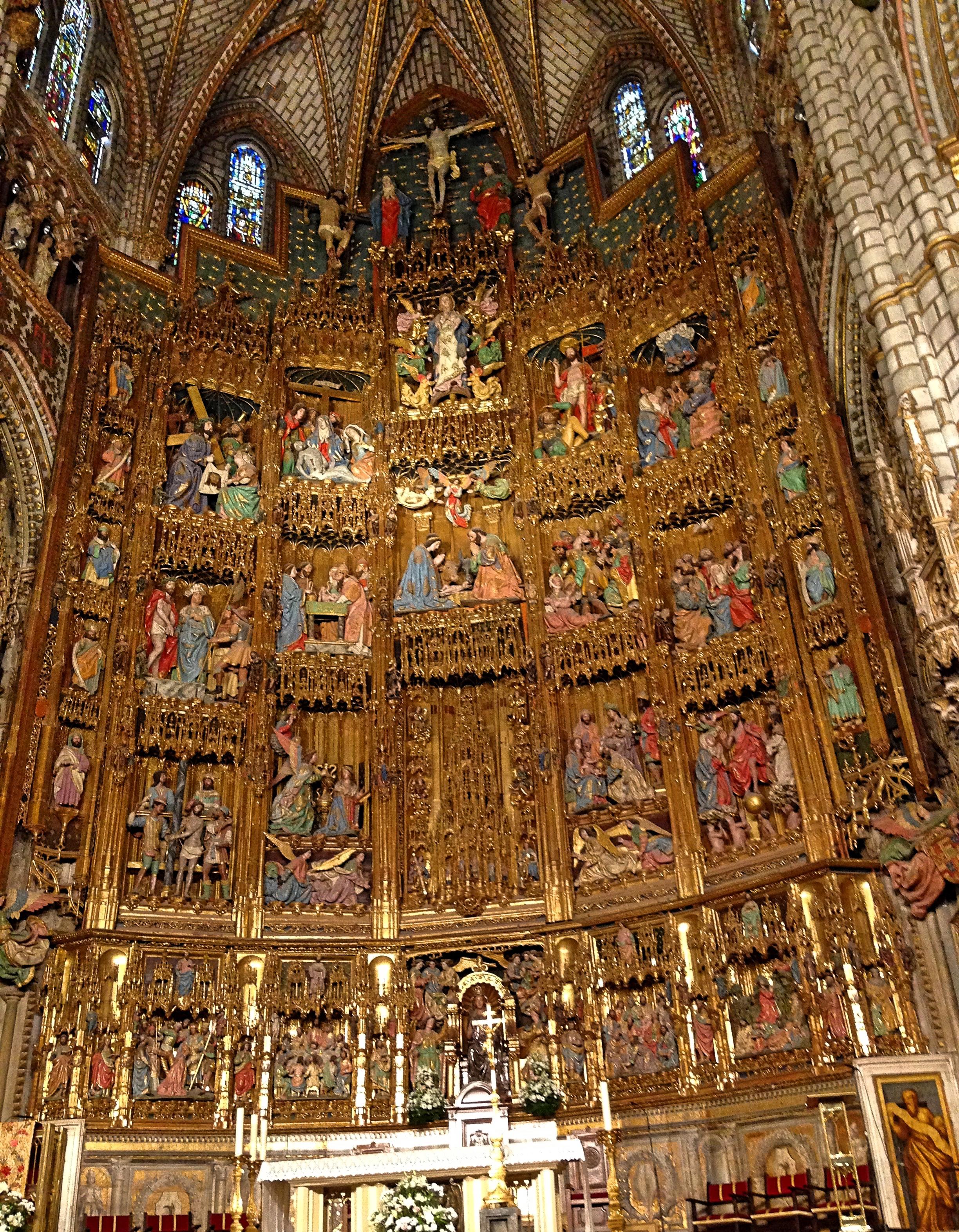 Toledo_cathedralaltar