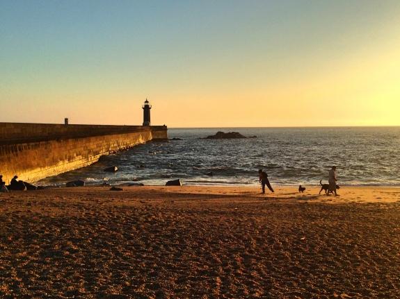 Oporto_sunset