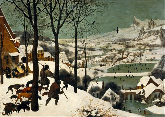 800px-Pieter_Bruegel_the_Elder_-_Hunters_in_the_Snow_(Winter)_-_Google_Art_Project