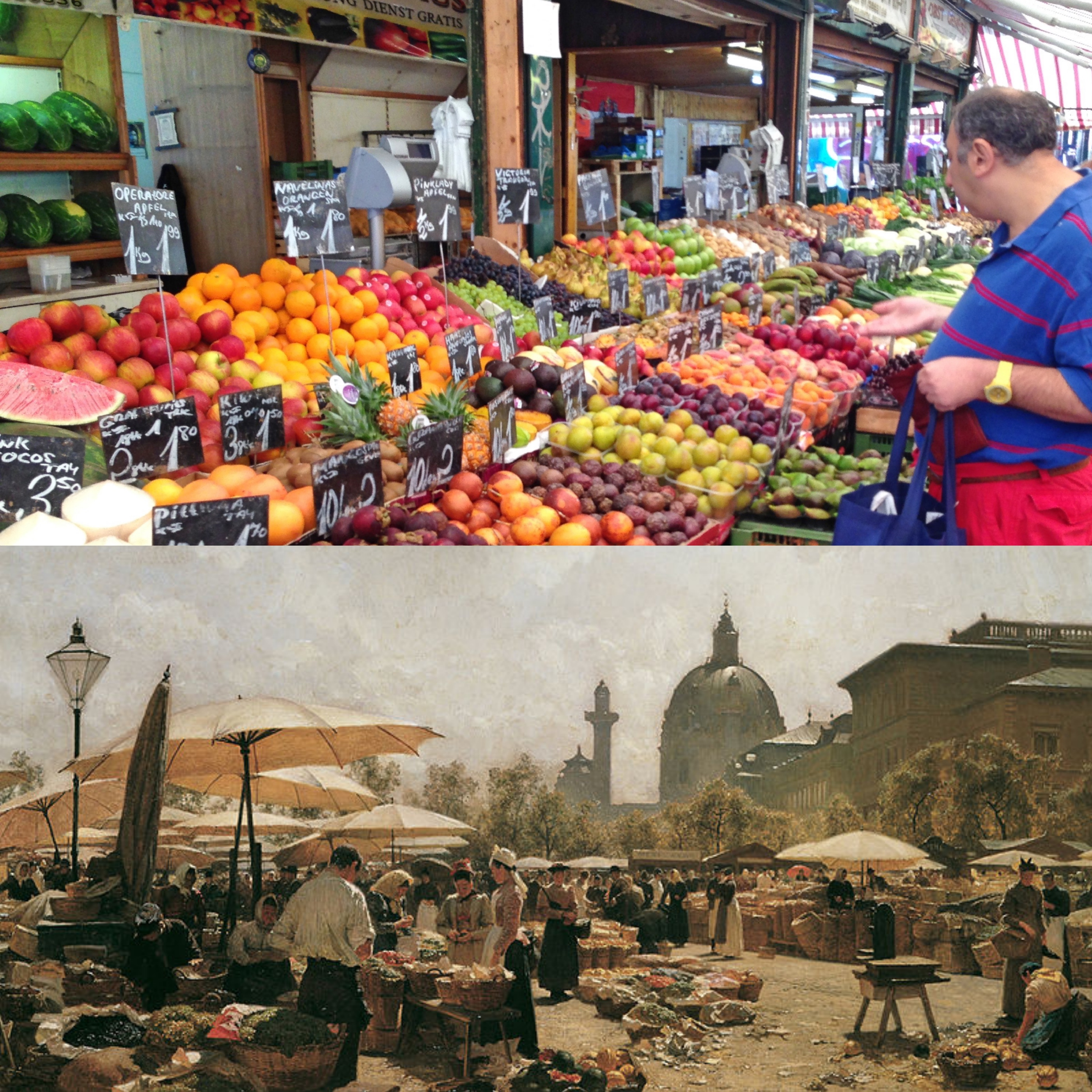 Naschmarkt_collage