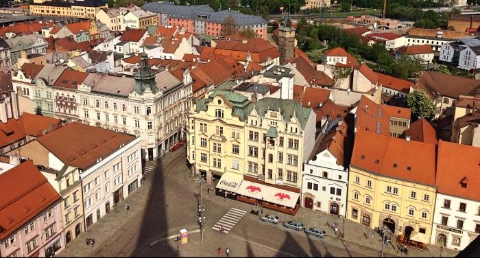 Central Europe: Plzeň