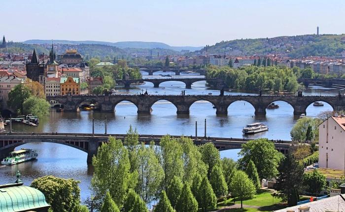 Central Europe: Prague