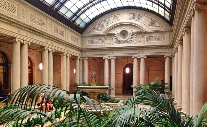 NY Museums: The Frick
