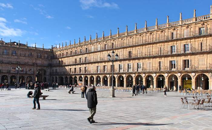 Images of Salamanca