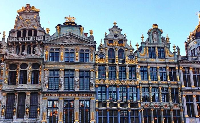 Belgium: Brussels, Bruges,Beer