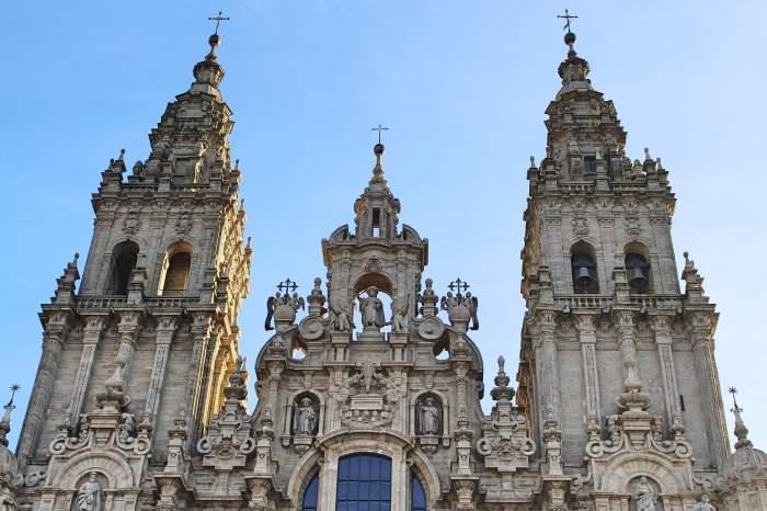 Images of Santiago deCompostela