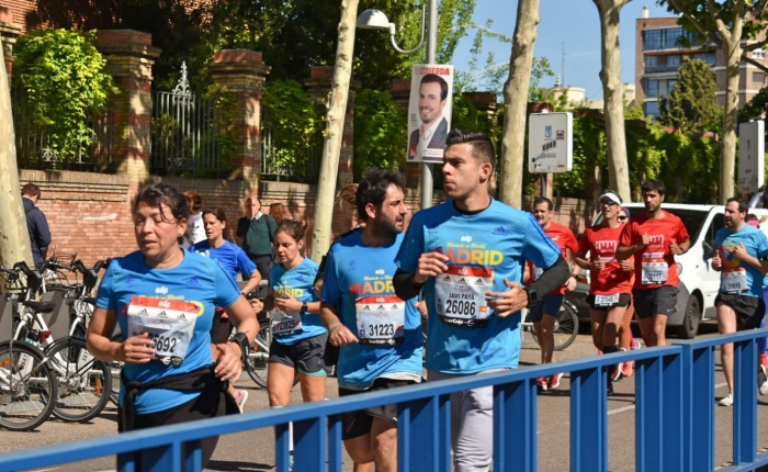 The Madrid Marathon