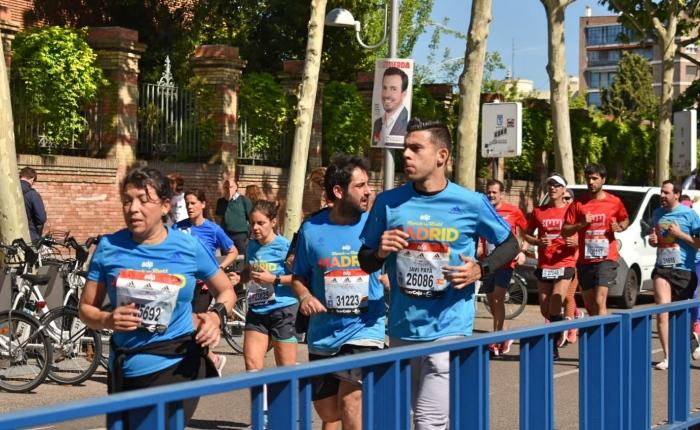 The Madrid Marathon