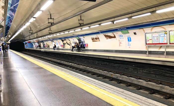 Celebrating Madrid's Metro
