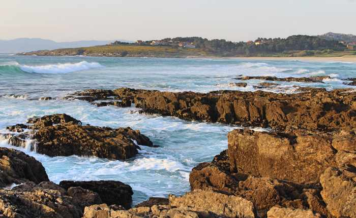 Images of the Galician Coast