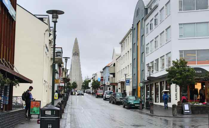 Two Stopovers in Reykjavik