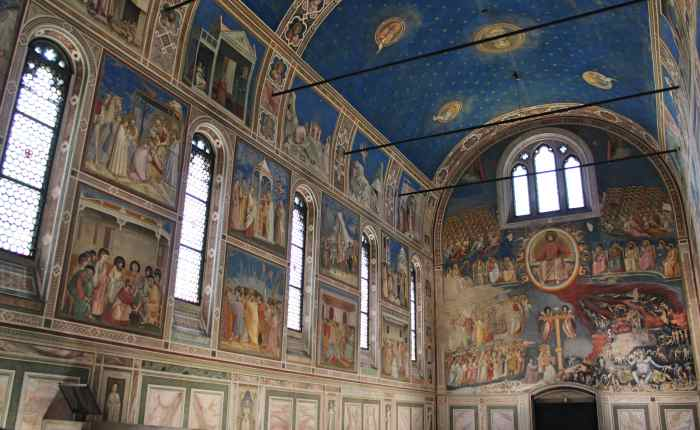 Padua and the Cosmic Chapel