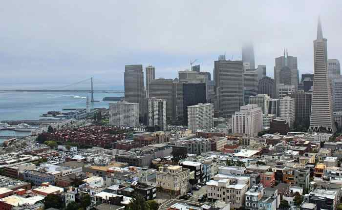San Francisco: In the Mist