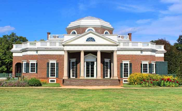 Jefferson Country: UVA and Monticello