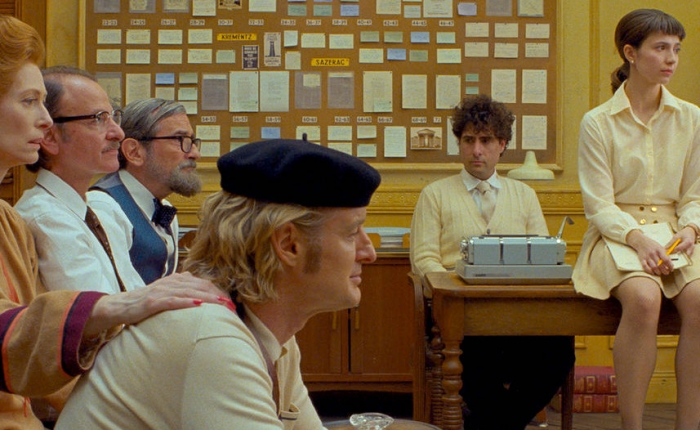 Review: The FrenchDispatch
